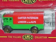CORGI 1991 THE VILLAGE CAMEO COLLECTION CARTER PATERSON LONDON TO THE ALPS