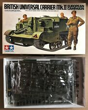 TAMIYA 35175 - BRITISH UNIVERSAL CARRIER Mk.II - 1/35 PLASTIC KIT