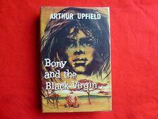 Boney and The Black Virgin By Arthur Upfield (1959) 1st Ed