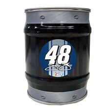 NASCAR #48 Jimmie Johnson Tin Bank-NASCAR Coin Bank-NEW for 2016!