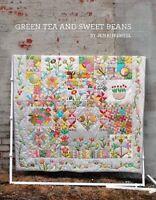 Jen Kingwell: Green Tea and Sweet Beans Pattern