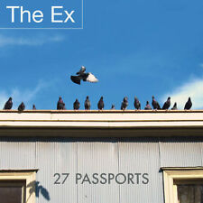 THE EX 27 PASSPORTS EX RECORDS VINYLE NEUF NEW VINYL LP + 36 PAGES PHOTO BOOK
