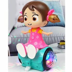Singing walking Dolls Toys For Girls Baby Lighting Music Educational Kid TOYS