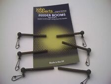 """6 x John Roberts Feeder Booms. 4cms / 1.5"""" Long. Easy to use Anti Tangle Booms."""