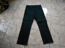 H7845 Wrangler Regular Fit STR Jeans W33 L30 Schwarz  Gut