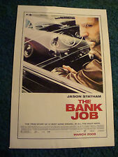 THE BANK JOB - MOVIE POSTER