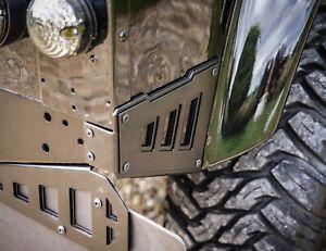Land Rover Defender 90 Tub Corner Capping Protectors - Uproar 4x4