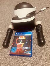 Sony PlayStation VR-Brille + Kamera + Move Controller + Spiel