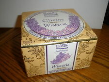 Elariia san pellegrino WISTERIA moisturizing BODY CREAM  200ml 6.7oz