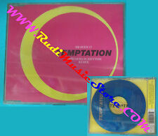 CD Singolo Heaven 17 Temptation(Brothers In Rhythm Remix) VSCDT 1446 SIGILL(S28)