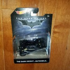 Hot Wheels The Dark Knight The Batmobile Batman New Toy Vehicle Diecast
