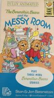 The Berenstain Bears and the Messy Room [VHS]TESTED-RARE VINTAGE-SHIPS N 24 HRS