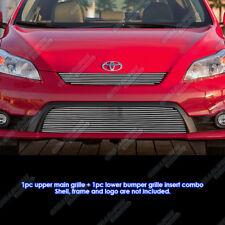 Custom Fits 2011-2013 Toyota Matrix S/XRS/XR Billet Grill Combo