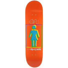 Girl Skateboard Deck Modern OG McCrank 8.375""