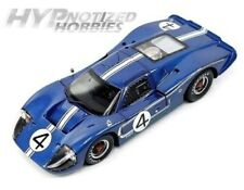 SHELBY COLLECTIBLES 1:18 1967 FORD MK IV LE MAN 24 HOUR DIE-CAST BLUE 426*