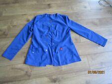 Sm, dickies scrub jacket