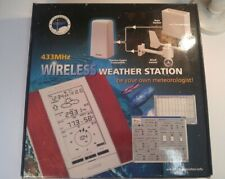 La Crosse Technologies Wireless Weather Station 433 mhz New In Box