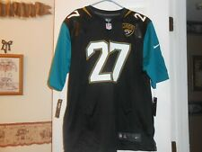 NFL JAGS JERSEY FOURNETTE #27 ON FIELD SIZE LARGE !!!!! REDUCED!!!!!