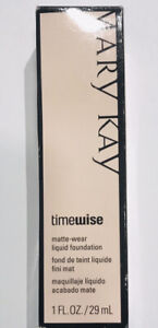 Mary Kay timewise luminous wear liquid foundation Beige 1/ 1 fl. Oz.