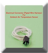 Electrical Connector of Ambient Air Temperature Sensor AX203 Fits:BMW & Cooper