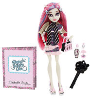 Mattel Monster High Rochelle Goyle NACHTSCHWÄRMER Ghouls Night Out OVP BBC10