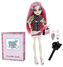 Monster High Rochelle Goyle ghouls night out poupée de collection rare bbc10