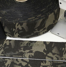Multicam Black 4 Inch Wide Loop (1 Yard)