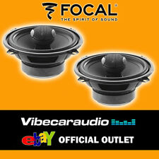 "Focal Integration 13cm 5.25"" 100 Watts Quality 2 Way Car Door Coaxial Speakers"