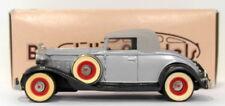 Brooklin 1/43 Scale BRK6 Rare Fenders  - 1932 Packard Light 8 Met Silver Grey