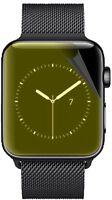 2x Apple Watch Series 3 38mm Schutzfolie inkl. Rundung Flex Folie Display Schutz