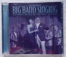 THE VERY BEST OF BIG BAND SINGING PLATINUM EDITION CD DIGITALLY REMASTERED