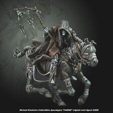 "Michael Kontraros Collectibles Apocalypse ""FAMINE"" original resin figure 54MM"