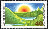 1052 postfrisch BRD Bund Deutschland Briefmarke Jahrgang 1980
