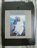 Carpenters Close To You 8 Track Tape A&M Records