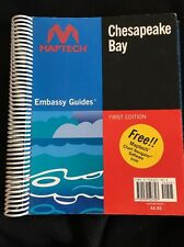 Maptech Chesapeake Bay Embassy Boating Guide