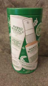 MARIO BADESCU FACIAL SPRAY WITH ALOE HERBS AND ROSEWATER & lip balm & hand cream