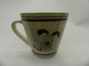 (ref288MG1) ECP Design Wallace and Gromit Mug
