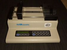 KD SCIENTIFIC 780200V DUAL SYRINGE laboratory PUMP #211826-J5