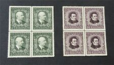 nystamps Austrian Offices Abroad Lombardy Venetia Stamp # B53.B54 Mint Og Nh $77