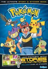 Pokemon Sticker Story Book: Spring 2009-Pedigree