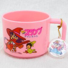 Dr. Slump Arale chan Retro Plastic Mug Pink Ver. JAPAN ANIME MANGA
