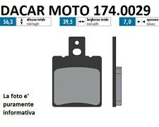 174.0029 PASTILLA DE FRENO ORIGINAL POLINI APRILIA SR 50 R-FACTORY (Motor