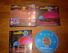 Dune VF 1er édition [Complet] Mega CD - Megadrive - Sega