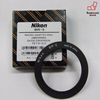 NEW Nikon BR-5 Mount Adapter Ring for BR-2A PB-6 ES-1 Japan