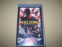 Killzone Liberation Platinum PSP **New & Sealed**
