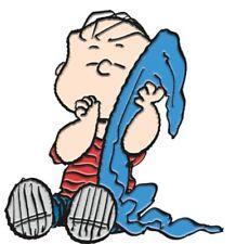Peanuts Linus Enamel / Metal Pin Badge (nm)
