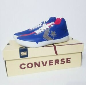 Converse All Star BB Evo Mid Men Basketball Shoes New 169648C New Size White DS