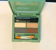 Clinique Colour Surge Eye Shadow Velvet Quad + Mini High Impact Mascara