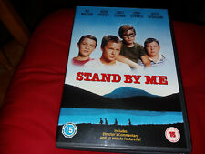 Stand By Me    Wil Wheaton and River Phoenix   uk dvd