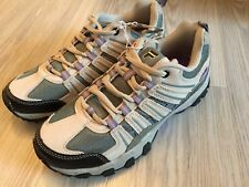 Fila Day Hiker Women's Trail Running Shoes Cream Gray Mint select size 6-11